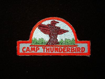 Boy Scout  Camp Thunderbird Dome Pp  Great Rivers Cncl    Mo