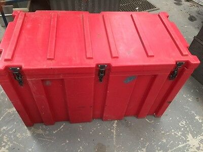 Industrial storage box/container camping / storage tools on ute