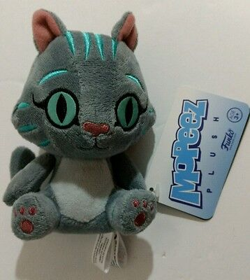 "Disney Funko Chesire Cat Mopeez 5"" Plush Alice Through The Looking Glass"