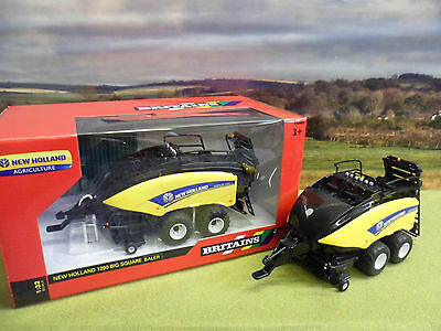 Britains New Holland 1290 Cropcutter Big Baler 42977 1/32 *boxed & New*