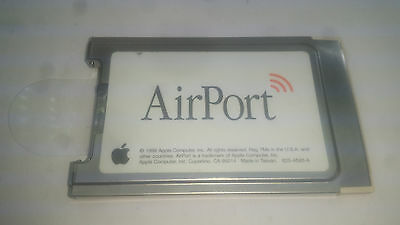 Apple AirPort 802.11B 825-4593-A 630-2899/C 600-9236 825-5622