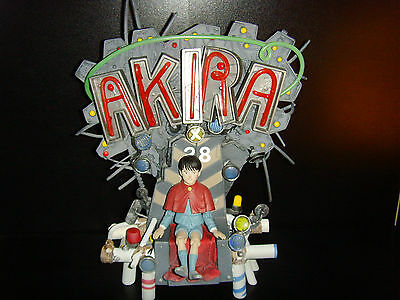"Mcfarlane Toys Akira Diorama 8"" Figure With Packaging Rare"