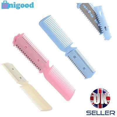 Pet Hair Trimming Razor Grooming Comb Blades Thinning Dog Cat Hairdressing Tool.