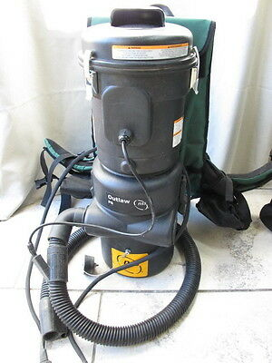 NSS Outlaw PB Cordless Backpack Vacuum w/ Wand