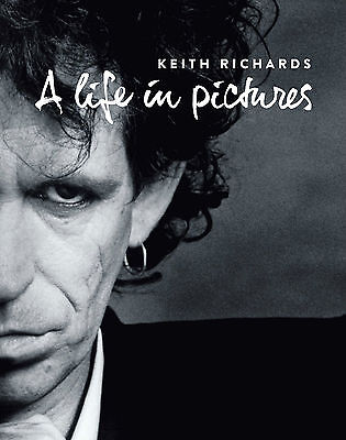 KEITH RICHARDS A LIFE IN PICTURES Rolling Stones 2015 Japan