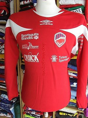 Sweatshirt Eina SK (S) Oppland  Norwegen Norway Top Shirt Training Trikot