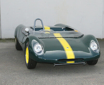 1965 Lotus Other ipe LOTUS 23B RACE CAR, fresh restoration. ready for track or moueum
