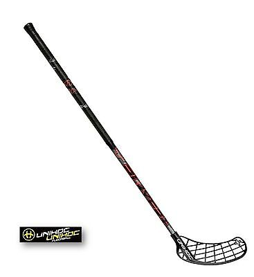 Floorballschläger Unihoc Player+ 26 Floorball Stick Carbon 96-100 cm