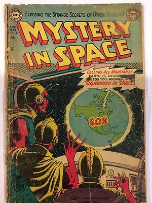 Mystery In Space # 13 May 1953