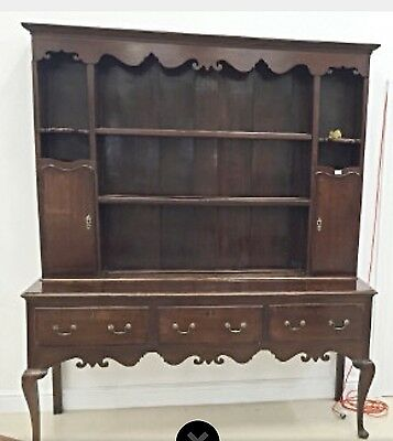 Superb Large Georgian Circa 1770 Welsh Dresser. Open To Offers.