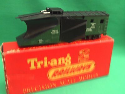Triang R.138 Snow Plough In Box V.g.c    .t.c.series