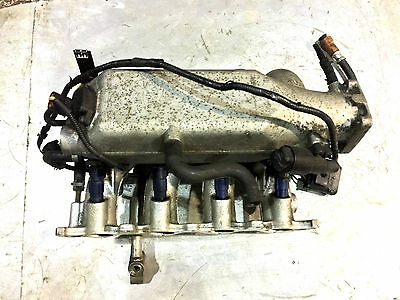 Mg Zr Tf 1.8 Vvc 160 - *hardly Used 26K!* Complete Inlet Manifold - Upgrade