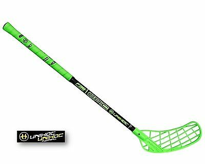Floorballschläger Unihoc EPIC 36 youngster Floorball Stick Carbon 55-65 cm
