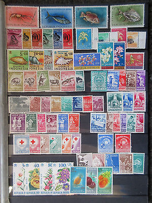 Indonesia  16 Mint Sets.Thematic Interest.