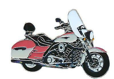 New Kawasaki VN 1700 Classic Motorcycle BIKER Collector Enamel Pin Badge