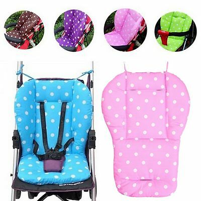 Kid Feeding Chair Cushion Buggy Carriage Baby Stroller Mat Child Car Seat Pad