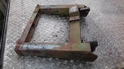 land rover forword control 2b front chassis extension sub frame.