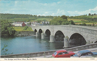 Yp 608 Builth Wells - Bridge And River Wye