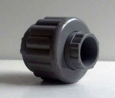 """Solvent Weld (PVC/ABS) - 3/8"""" Pressure Pipe Union"""