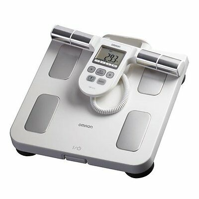 Bestselling Body Fat Monitor - Omron Accurate Body Composition Monitor W/ Scale