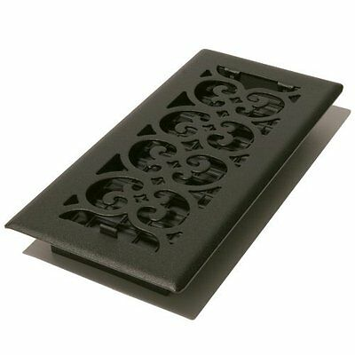Scroll Floor Register Are Built with the Finest Materials - Easy to Install