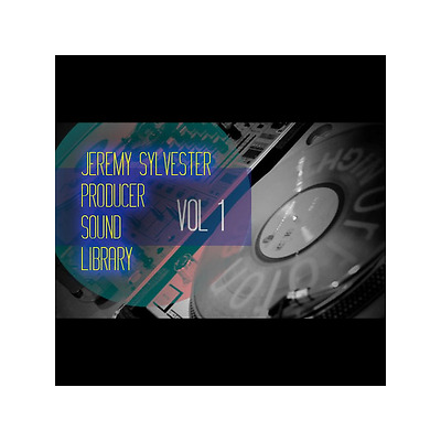Jeremy Sylvester Producer Sound Library Vol. 1 - loops, basslines, royalty free.