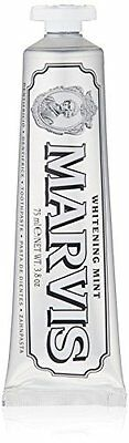 Whitening Mint Toothpaste - whitening activity on your teeth, 75ml by marvis