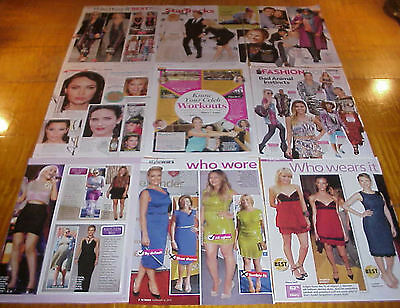 HILARY DUFF CLIPPINGS #4 LIZZIE McGUIRE STAR #112716
