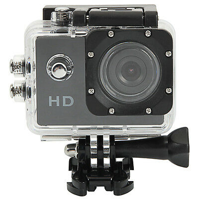"New Full HD 1.5"" for SJ4000 Action Sports Camera Camcorder Waterproof Black"
