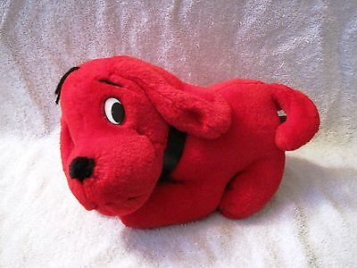 "Super Cute - Small - 12"" Clifford The Big Red Dog - Plush Toy - Great Gift Item!"