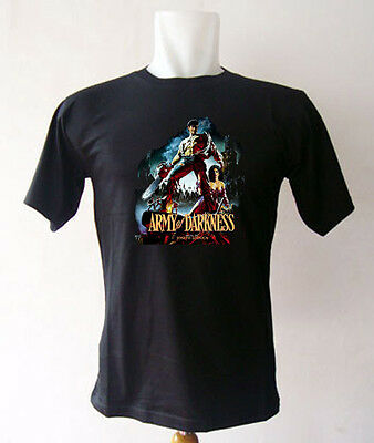 army of darkness poster t-shirt from US SIZE S M L XL 2XL 3XL 4XL 5XL