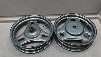 SUZUKI CA1PA Lets2   Wheel Set