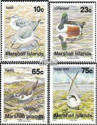 Marshall-Islands 410-413 (complete.issue.) unmounted mint / never hinged 1992 Bi