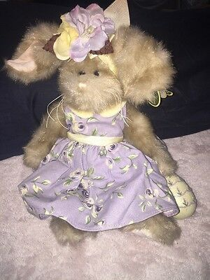 Beautiful Bunny From The Bearington Collection Ellie & Egg