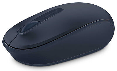 Microsoft MS Wireless Mobile Mouse 1850 Blue U7Z-00014 MICROSOFT