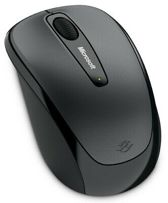 MS Microsoft Wireless Mobile Mouse 3500 Grafite GMF-00289 MICROSOFT
