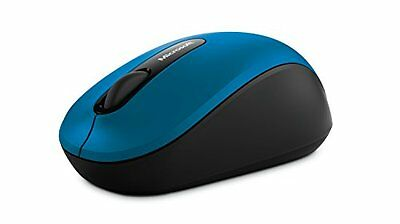 Microsoft Bluetooth Mobile Mouse 3600 Blue PN7-00024 MICROSOFT