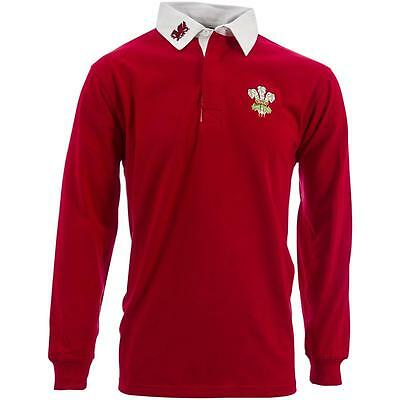St Davids Day Welsh Rugby Jersey Dydd Gwyl Dewi Various Sizes New
