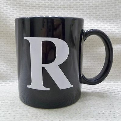"Holland America Cruise Line Dam Mug Coffee Cup With The Initial ""R"""