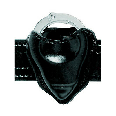 Safariland Handcuff Pouch Open Top Formed Hi Gloss Black 090-9