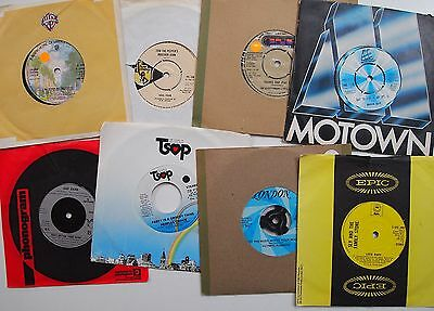 "FUNK RECORD COLLECTION JOBLOT 7"" VINYL Soul Disco Breaks Samples 70s"