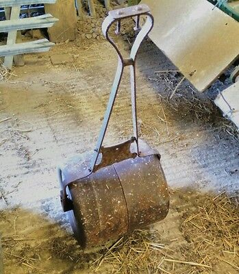 Cast iron Lawn roller