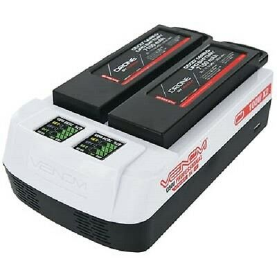 Yuneec Typhoon Q500 Power Station 6 Amp Dual Output Lipo Battery Charger VNR0695