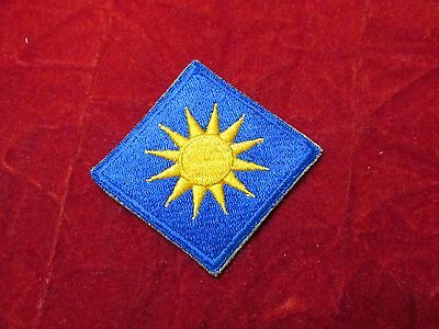 WW 2 40th  Infantry Division US Army Patch