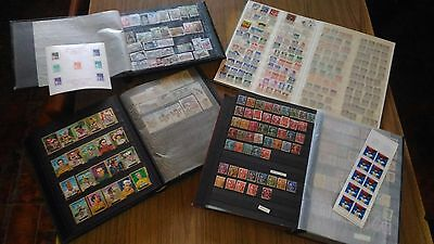 Grosse collection de timbres