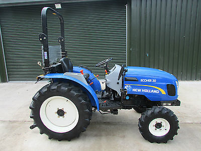 New Holland Boomer 30 / Tractor / Compact Tractor