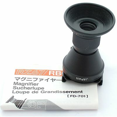 Mamiya RB/RZ67 Prism Magnifier, mint condition