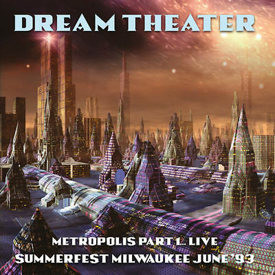 VINYL 2 LP - DREAM THEATER - Metropolis Part 1... Live. New + Sealed. **NEW**