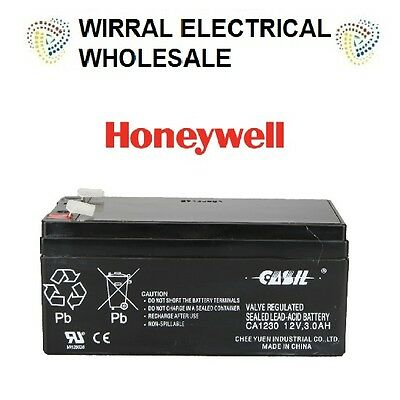 ADE Honeywell UC1230 12v 3.0Ah Alarm Panel Battery