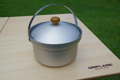 New Uniflame Rice Cooker Camping Cookware Made In Japan